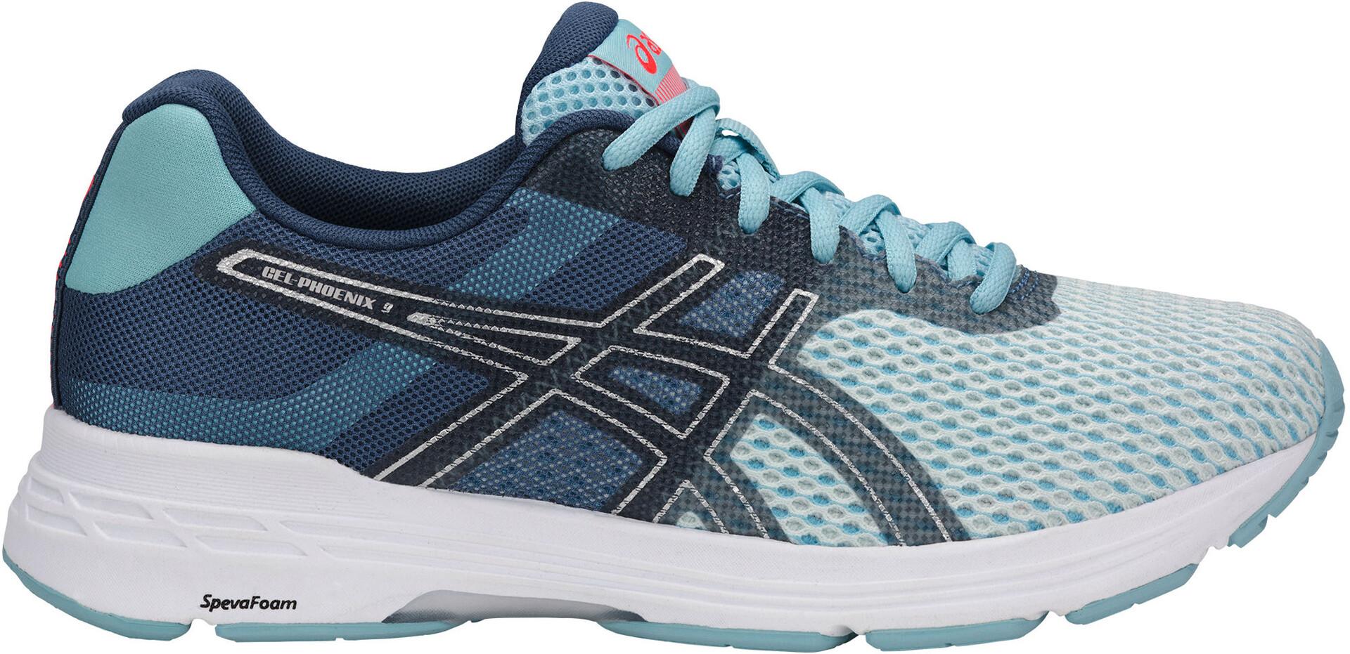 Asics De Running Chaussures Bleu Femme Boutique Gel 9 Phoenix PqwvAPO